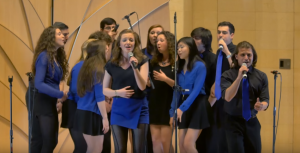 Staam performs Kol Haolam in March 2016
